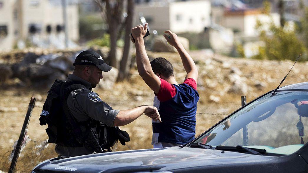 Westjordanland: Palästinenser attackieren Josefsgrab