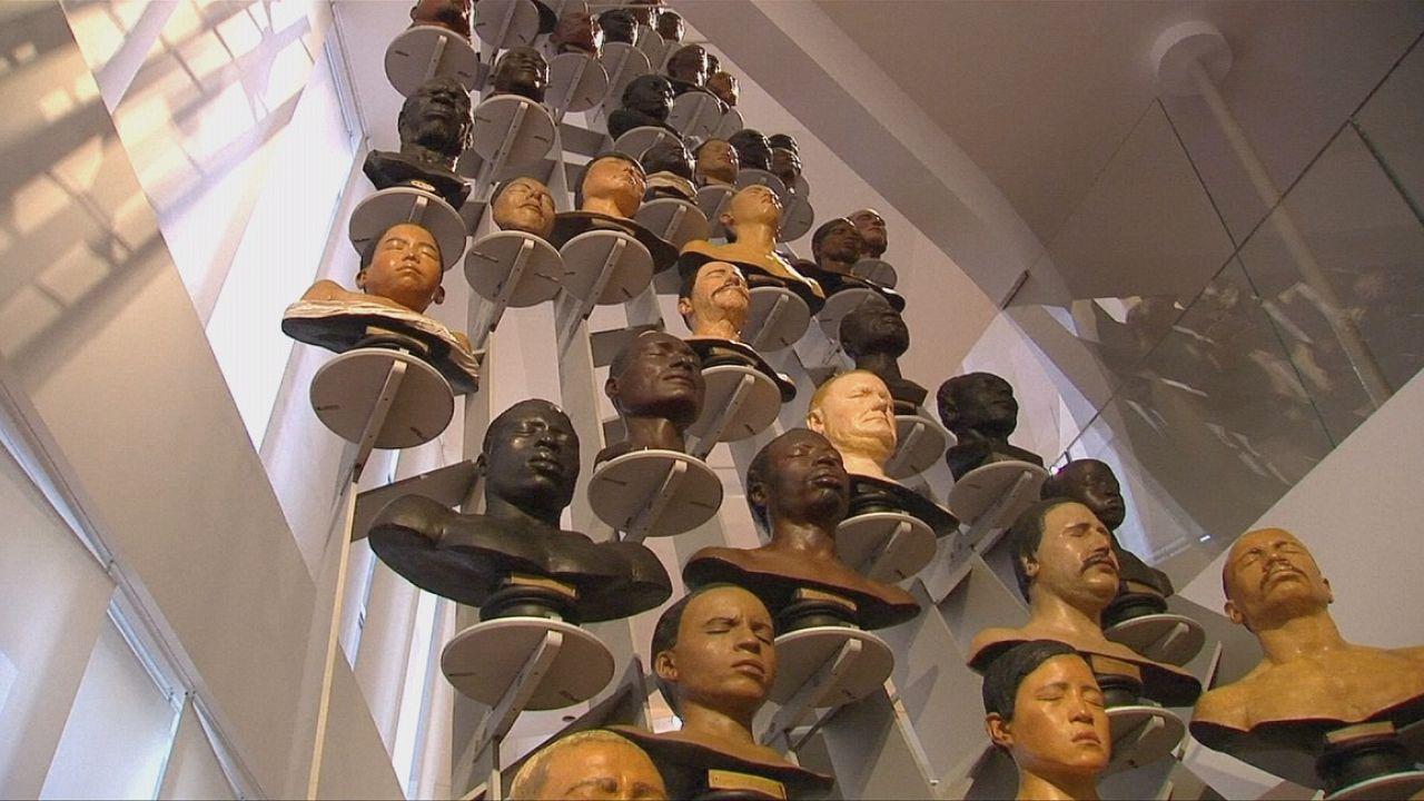 Открытие Музея человека в Париже после реставрации