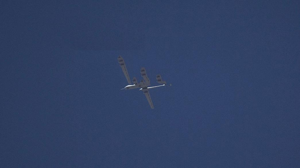 El aparato derribado por Turquía era un dron, Washington cree que ruso