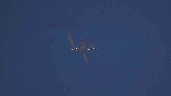 Turquia abate drone não identificado