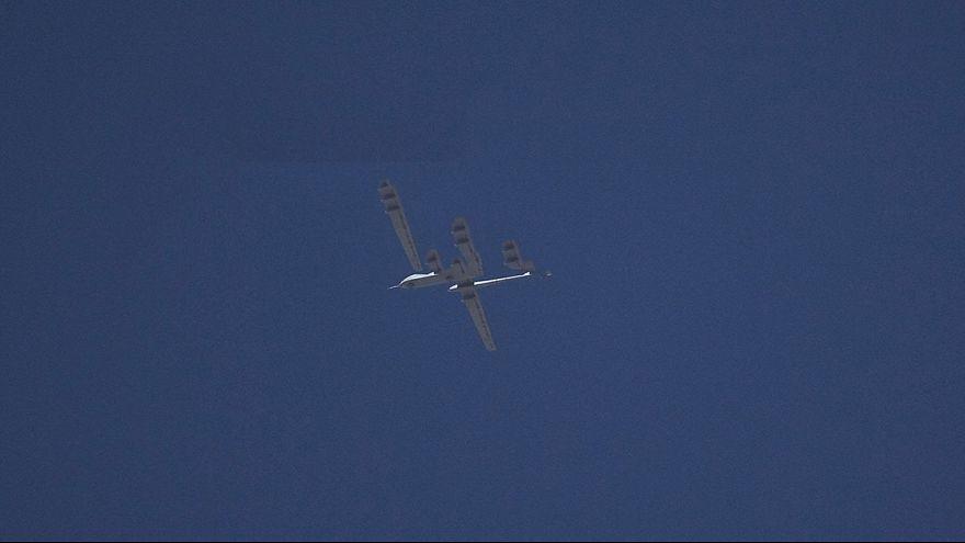 الجيش التركي يعلن اسقاط طائرة بدون طيار قرب الحدود مع سوريا