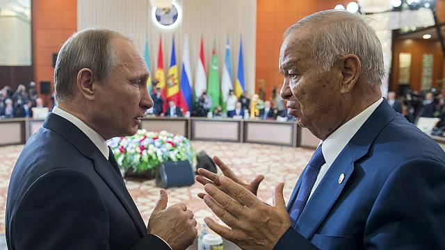 بوتين وحلفاؤه في آسيا الوسطى يتفقون على خطة لحماية حدودهم الخارجية من الجهة الأفغانية