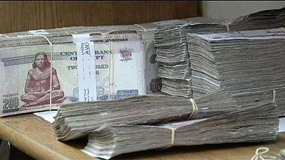 Ägyptisches Pfund erneut abgewertet