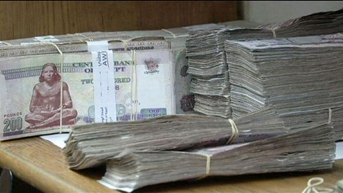Egypt devalues pound for third time this year