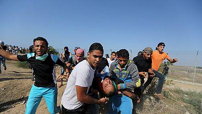 Al menos cinco palestinos muertos en el Día de la Ira