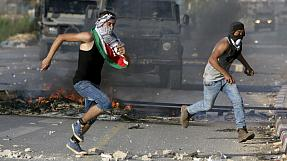 Israeli Palestinian violence as reported from global news organisations