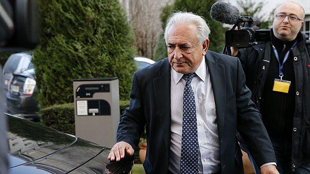 Strauss-Kahn hakkında yeni bir soruşturma