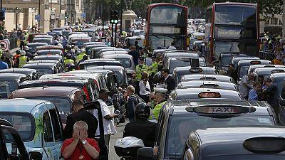 Streit um Taxameter: Uber darf in London unverändert weitermachen