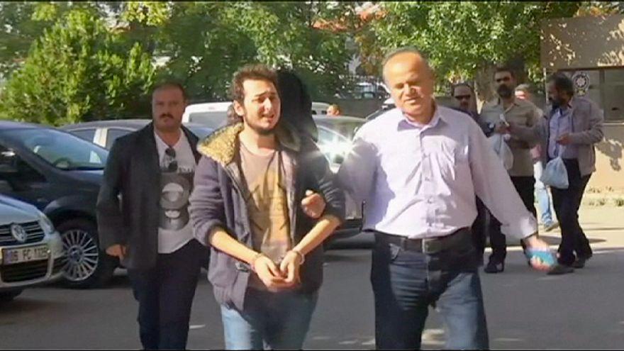 Turquia: Três suspeitos de cumplicidade de atentado de Ancara presentes a tribunal