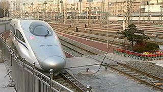 China construirá el primer tren de alta velocidad en Indonesia, entre Yakarta y el interior de isla de Java