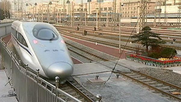 چین در اندونزی راه آهن برای قطارهای سریع السیر احداث می کند