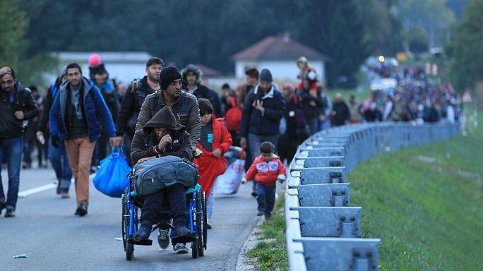 Macaristan Hırvatistan sınırını kapatıyor