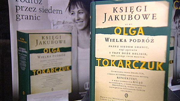 Polonia: accuse di morte alla scrittrice Olga Tokarczu
