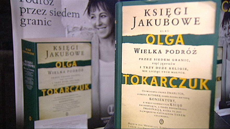 Amenazan de muerte a la escritora Olga Tokarczuk por criticar el pasado colonial de Polonia