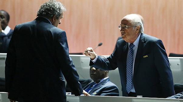 Platini payment abided by the law - Blatter