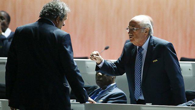 Blatter: Platini ile aramızdaki bir centilmenlik anlaşmasıydı