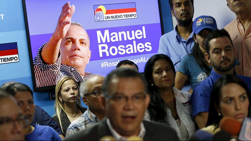 Venezuela: Oppositionspolitiker Rosales vor Gericht