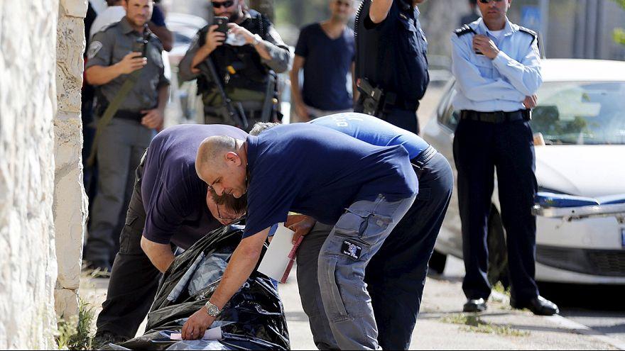 Messerattacken auf jüdische Israelis: Drei palästinensische Angreifer erschossen