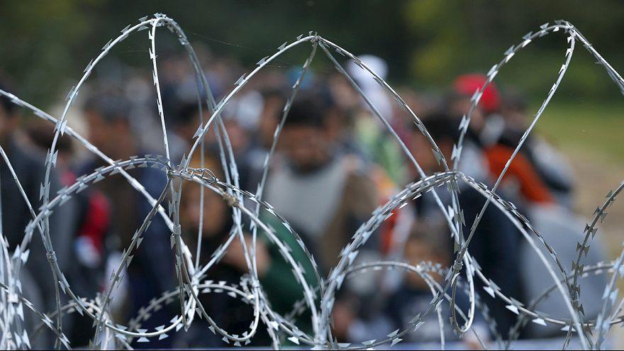 Венгрия ввела паспортный контроль на границе со Словенией