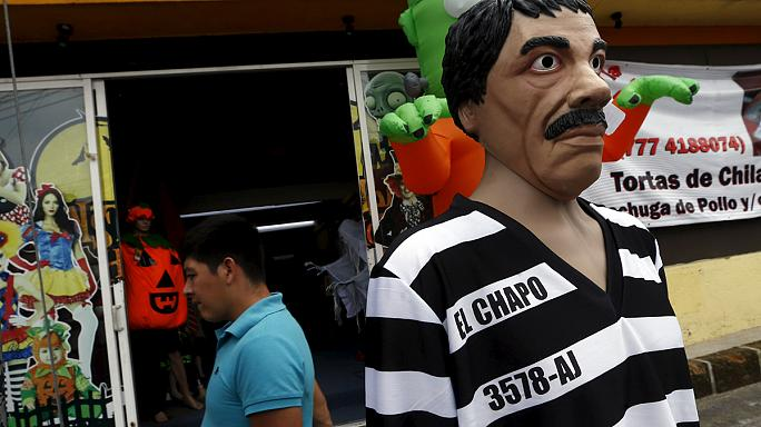 Mexico says fugitive drug lord 'El Chapo' injured in escape from police