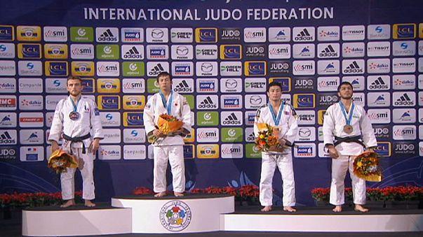 Paris Judo Turnuvası'nda Fransızlar tat vermedi