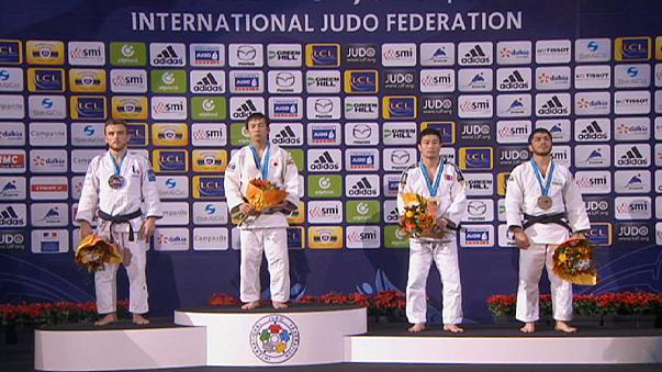Erster Wettkampftag beim Judo Grand Slam in Paris