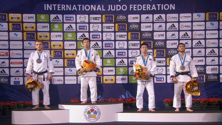 Japón y Mongolia dominan el Grand Slam de París de Judo