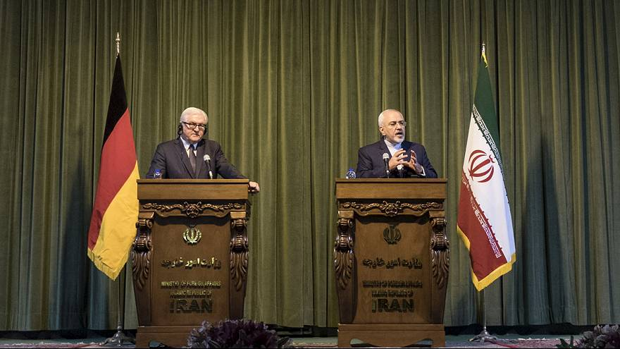 Steinmeier looks for a Syrian solution in Middle East tour