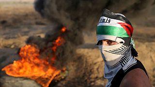 حصلية الضحايا في صفوف الفلسطينيين ترتفع إلى 43 قتيلا