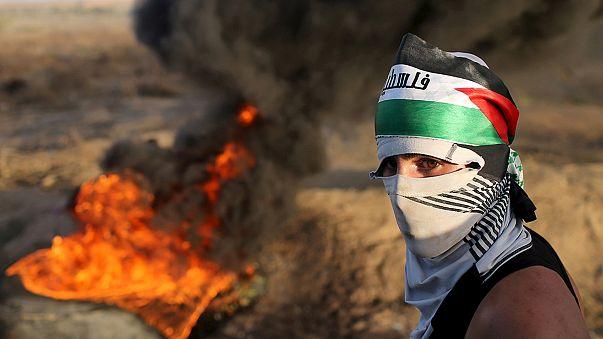 Cuatro palestinos abatidos a tiros tras perpetrar ataques con arma blanca contra israelíes