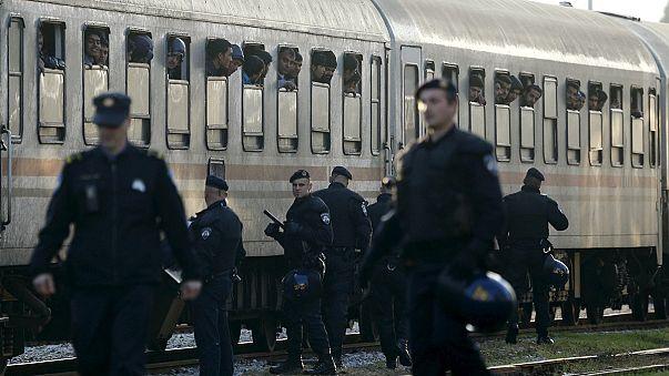 El Ejército esloveno apoyará a la Policía para gestionar la llegada de migrantes y refugiados desde Croacia