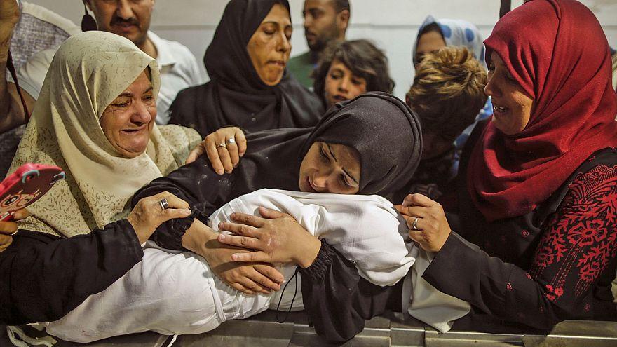 Image: Leila al-Ghandour's mother