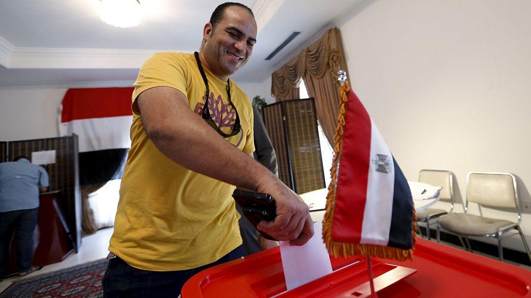 L'Egypte de retour aux urnes, deux ans après la chute de Morsi