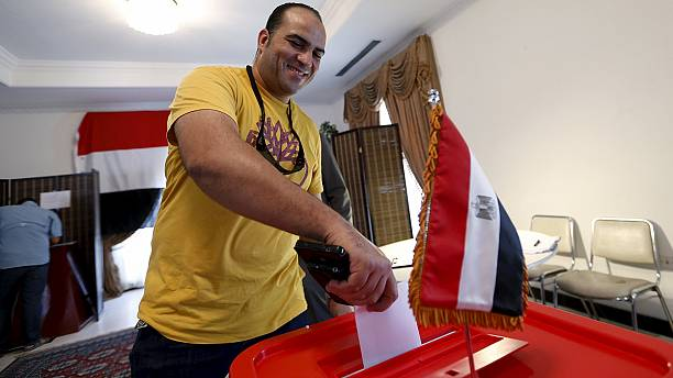 Egypt's road to democracy: parliamentary elections take place