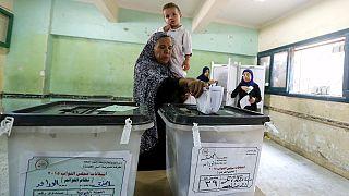 Египет голосует на парламентских выборах