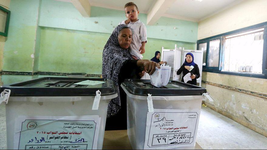 Ägypten: Parlamentswahl hat begonnen
