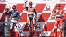 Marquez makes his 50th mark at Australian Moto GP