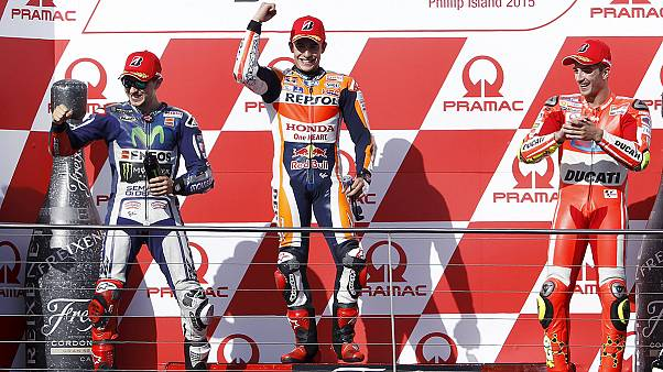 Speed: Μεγάλη νίκη για τον Μάρκεζ - Θρίλερ για τον τίτλο στο MotoGP