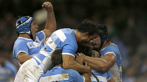 Παγκόσμιο ράγκμπι: Στα ημιτελικά η Αργεντινή