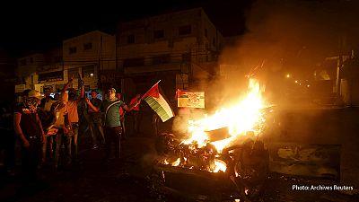 Gunmen wound at least five in Israeli city of Beersheba