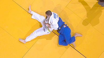 Judo, Grand Slam Parigi: tre ori francesi nell'ultima giornata, anche senza Riner