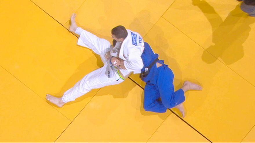 Silber für Franziska Konitz beim Judo Grand Slam in Paris
