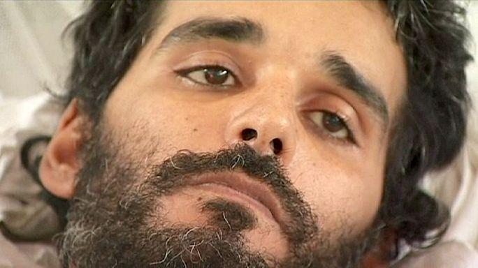 Luaty Beirao, opposant en grève de la faim en Angola