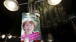 Nach Messerattacke: Reker gewinnt Oberbürgermeisterwahl in Köln