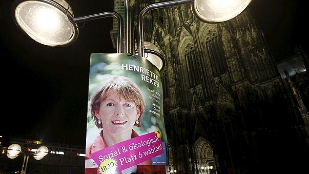 Köln'de seçimi neo-Nazi saldırıya uğrayan aday kazandı