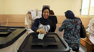 Turnout low on day one of Egypt poll