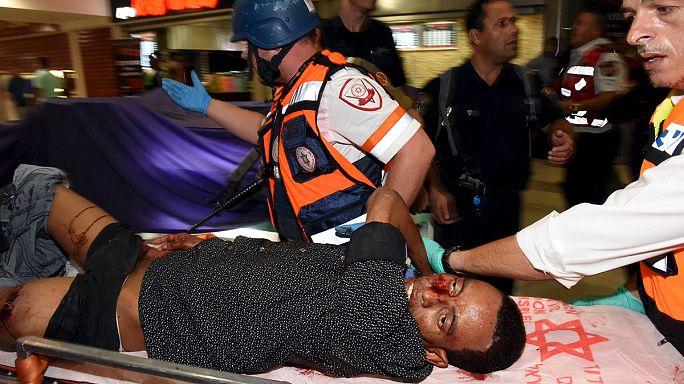 Véres merénylet volt vasárnap Beér-Sevában