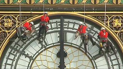 Big Ben: obras podem custar aos contribuintes cerca de 40 milhões de euros