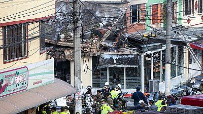Colombia: aereo bimotore si schianta a ovest di Bogotà, 5 morti