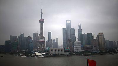 China: Crescimento económico a abrandar
